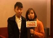 Yang Jiuru, muy contento por lagrar el premio