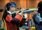 <font color=red>第4金:</font>中国获得亚运射击女子10米气步枪团体金牌