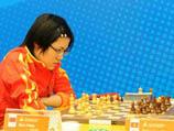 国际象棋女子个人赛 侯逸凡夺冠