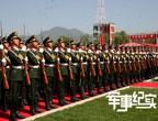 国庆升旗仪式演练