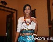 美丽的藏族女子