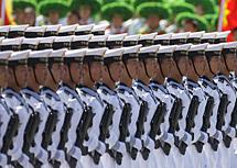 海军水兵方队