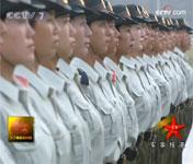 国庆大阅兵女兵方阵