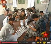 士兵共修理数十万双鞋