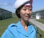 揭秘女兵心理素质训练