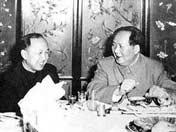 毛泽东宴请回国后的钱学森