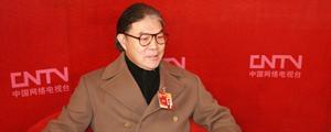 霍震霆:上海就是中国的纽约 是一个对外的一个窗口