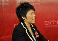 邓亚萍:上海世博会将让世界更加了解中国<br><br>