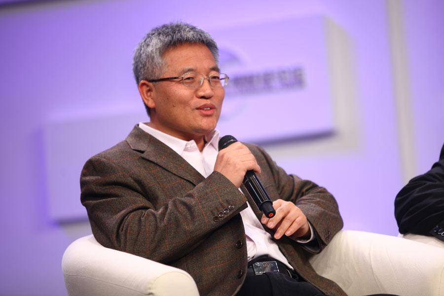 张维迎/北京大学光华管理学院经济学教授张维迎