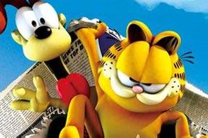 《加菲猫的幸福生活》