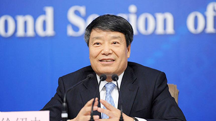 """发改委主任徐绍史就""""经济社会发展与宏观调控""""答记者问"""