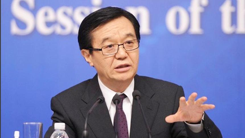 """商务部部长高虎城就""""商务发展与对外开放""""答记者问"""