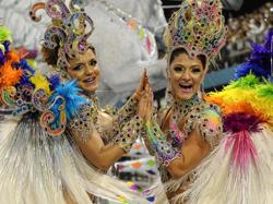 独树一帜的桑巴狂欢节文化