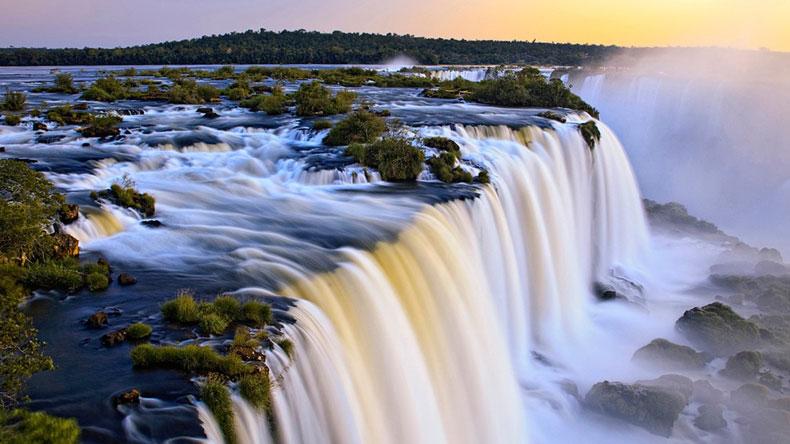 叹为观止的巴西美景