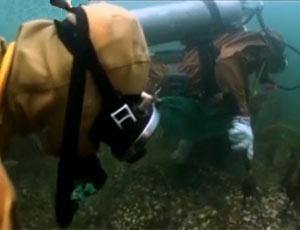 潜水员王德峰