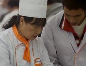 厨师教师周赛群