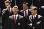 [高清组图]西班牙备战世界杯 穿西装各个变男模