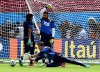 [高清组图]意大利队赛前训练 迎战哥斯达黎加队