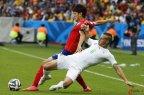 [高清组图]十二分钟连入三球 阿尔及利亚大胜韩国