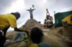 [高清组图]2014年巴西世界杯 巴西的世界杯生活