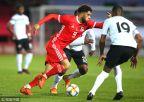 [高清組圖]友誼賽:威爾士1-0特立尼達和多巴哥