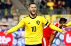 [高清組圖]歐預賽-阿扎爾雙響 比利時3-1俄羅斯