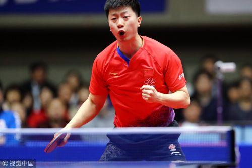 [高清组图]亚洲杯马龙樊振东会师 国乒提前包揽