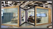 Airbnb 都柏林开放办公区
