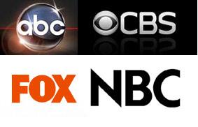 美国四大电视网络