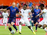 [世界杯]罗本失良机 热身赛荷兰小胜加纳