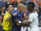 [天下足球]友谊赛:范佩西进球 荷兰一球小胜