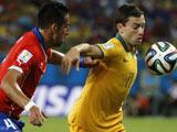 [世界杯]B组:智利3-1澳大利亚 比赛集锦