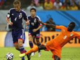 [世界杯]C组:科特迪瓦VS日本 上半场
