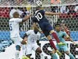[世界杯]E组:法国3-0洪都拉斯 比赛集锦