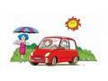 汽车五大夏季病 空调电线油管轮胎需细查