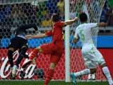 [世界杯]H组:比利时2-1阿尔及利亚 比赛集锦