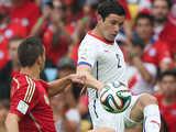 [世界杯]B组:西班牙VS智利 上半场
