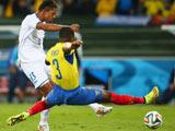 [世界杯]E组:洪都拉斯1-2厄瓜多尔 比赛集锦