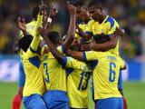 [世界杯]E组:洪都拉斯VS厄瓜多尔 下半场