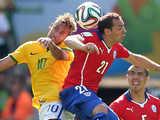[世界杯]1/8决赛:巴西VS智利 加时赛