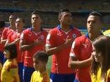 [世界杯]大地让我们团结在一起 告别智利致敬智利