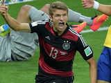 [世界杯]半决赛:巴西1-7德国 穆勒集锦