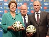 [世界杯]四年的轮回 世界杯进入俄罗斯时间