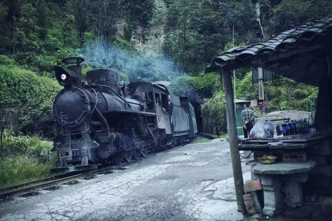 最后的蒸汽小火车·中国最后的蒸汽窄轨小火车 00:00:30