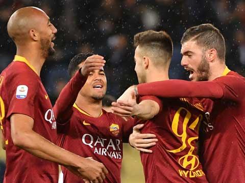 [意甲]第27轮:罗马VS恩波利 完整赛事