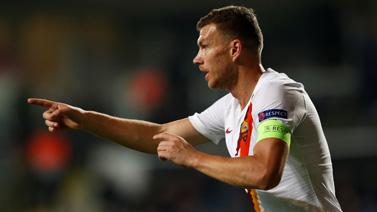 [圖]歐聯杯小組賽 伊斯坦布爾0-3羅馬