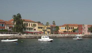 《远方的家》 20200101 一带一路(527) 塞内加尔 历史的见证——戈雷岛