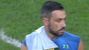 [意甲]第19輪:桑普多利亞5-1布雷西亞 比賽集錦