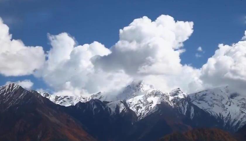 《远方的家》 20200224 大好河山 探寻冰雪奇景