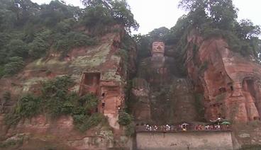 《远方的家》 20200312 世界遗产在中国 乐山乐水秀峨眉
